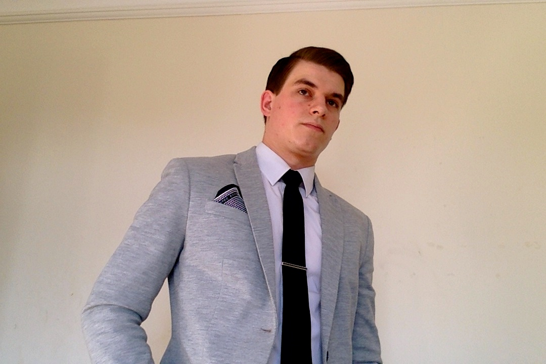 Casual Blazer Men's Fashion
