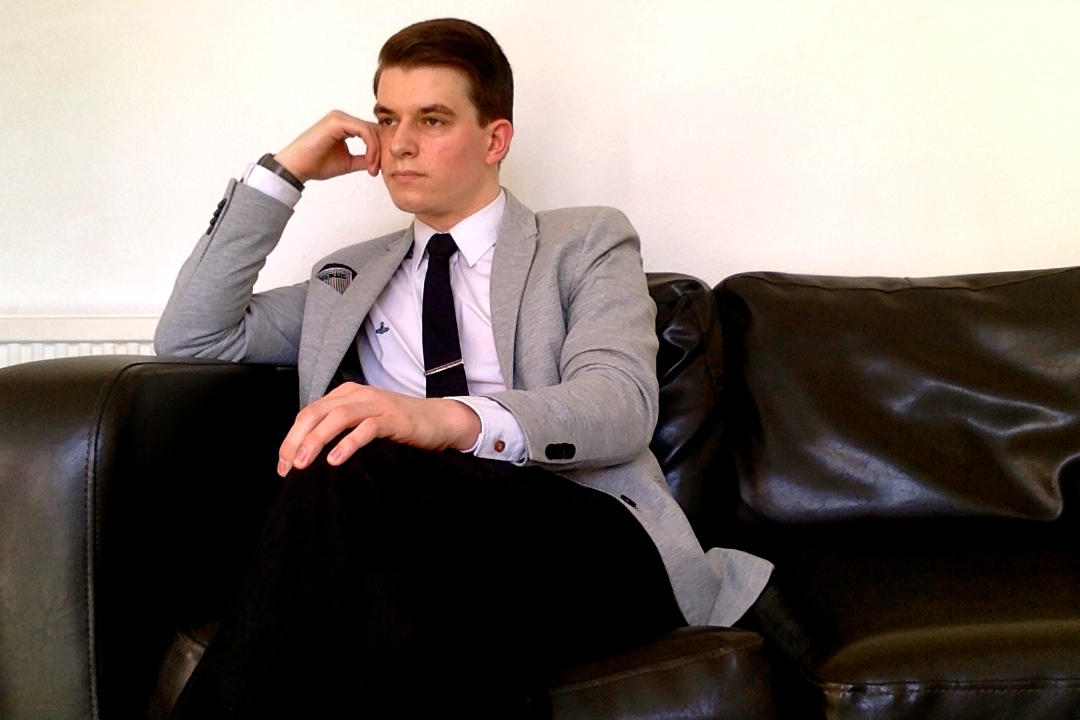 Men's Smart Blazer Fashion