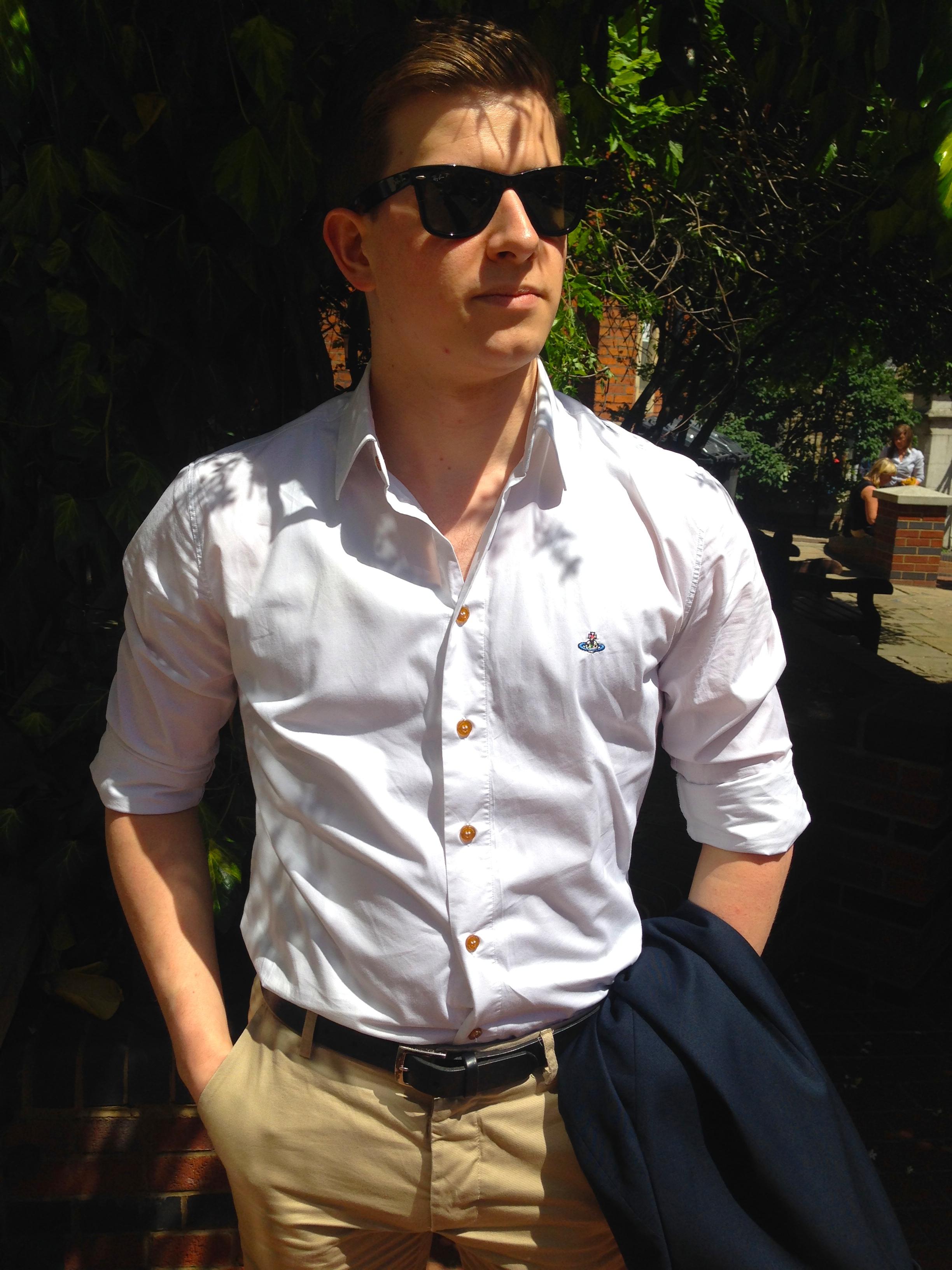 Mediterranean Casual Tailoring