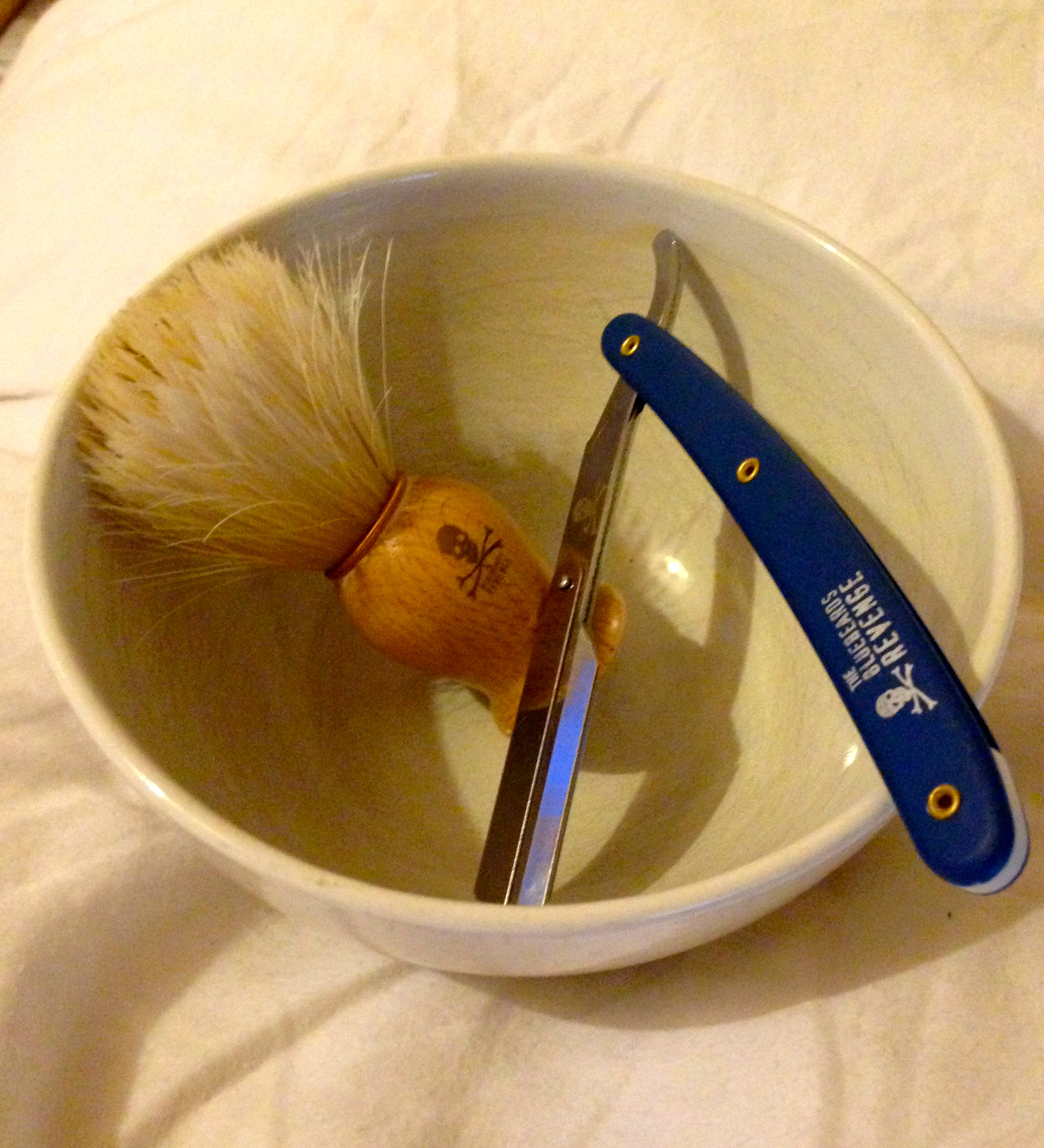 4 lessons we learnt from our first straight razor shave the male mens grooming shaving style baditri Image collections