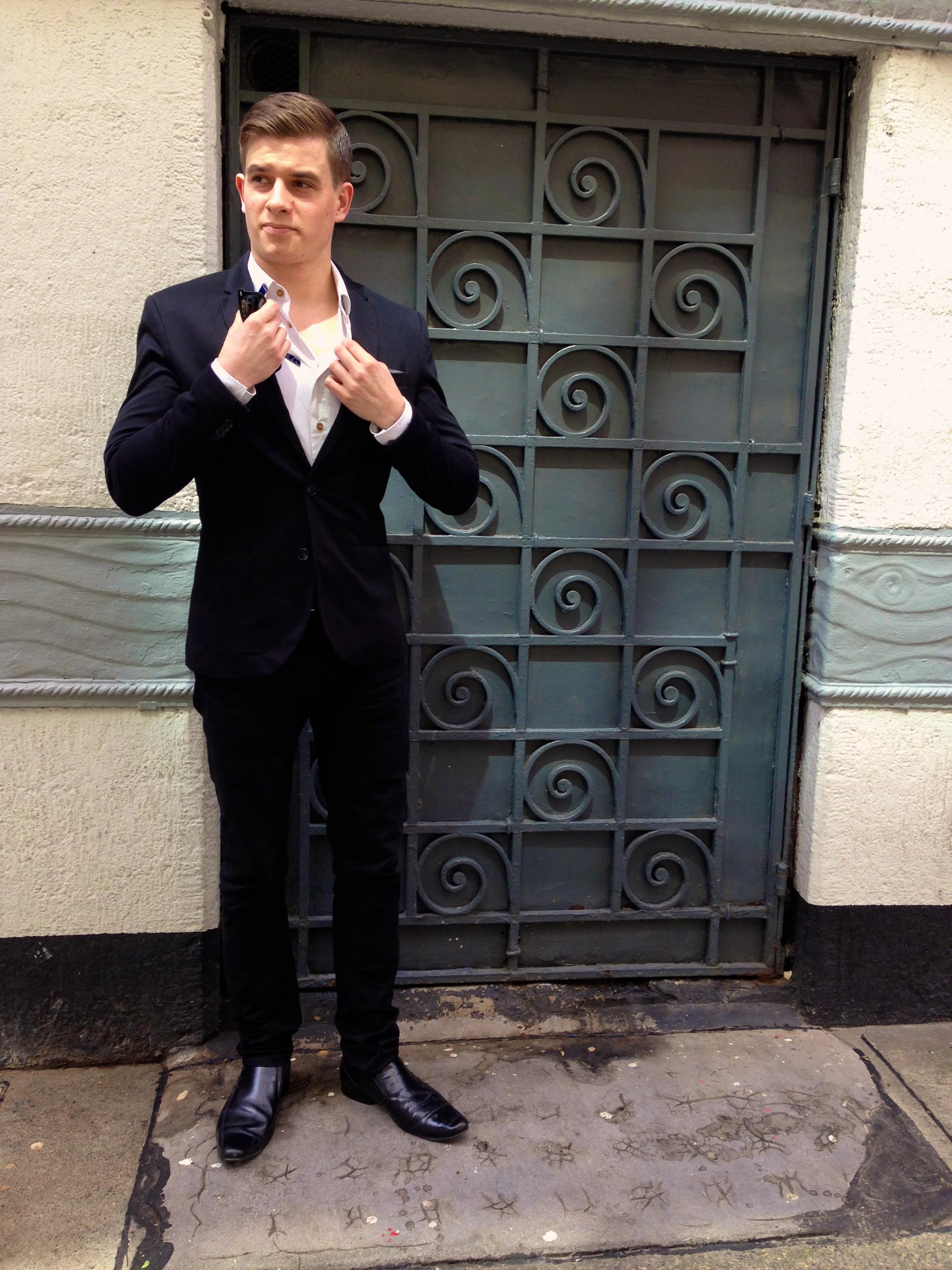Men's Style Tailoring