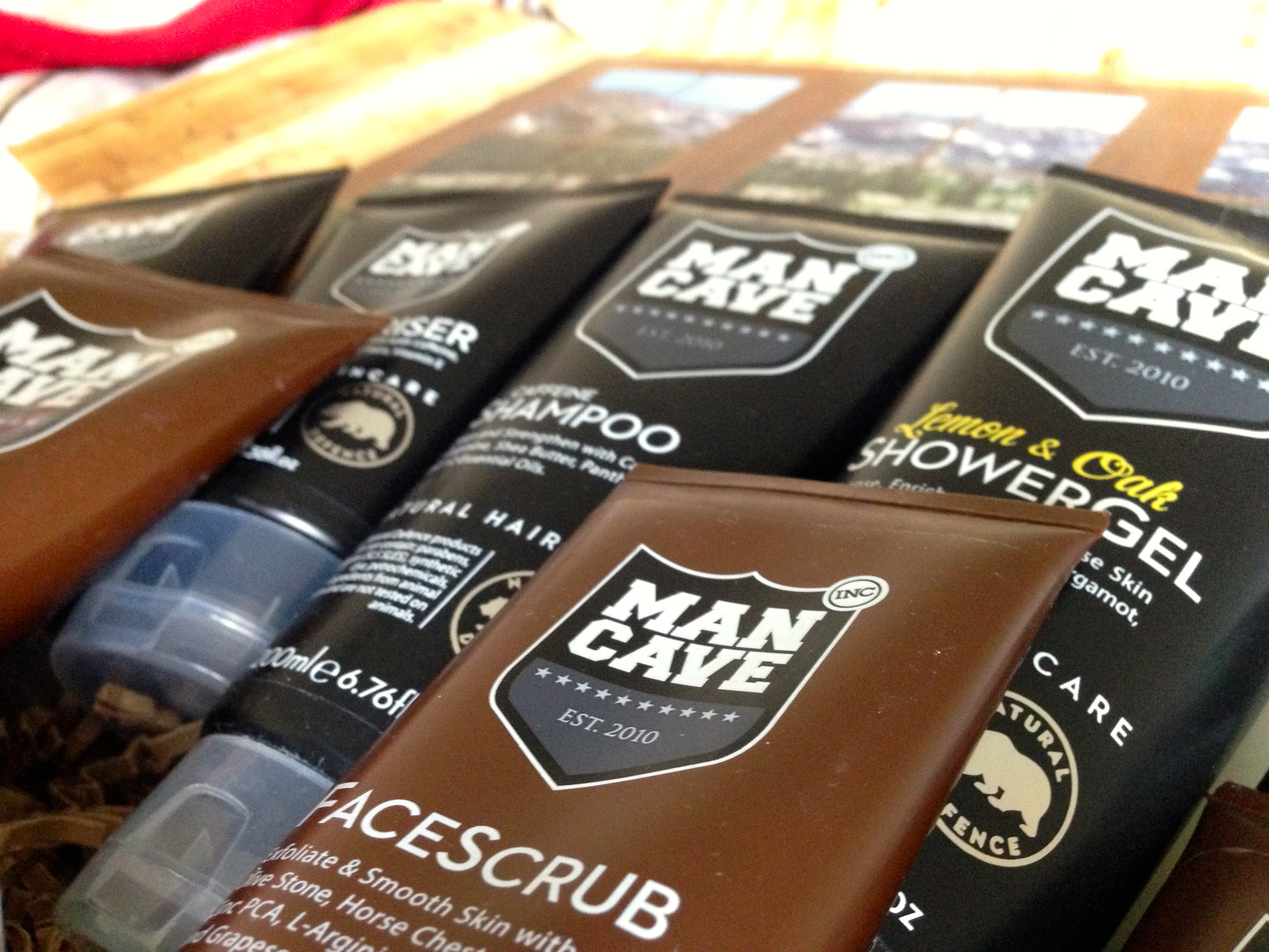 Man Cave Uk Stockists : Review the mancave grooming range male stylist