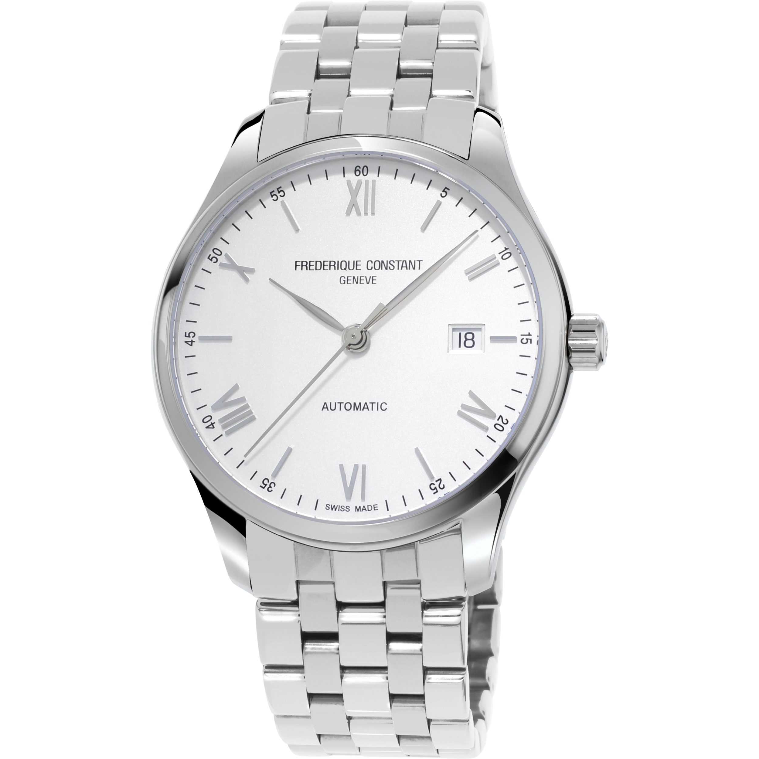 Frederique Constant Men's Index Slim Automatic Watch (1)