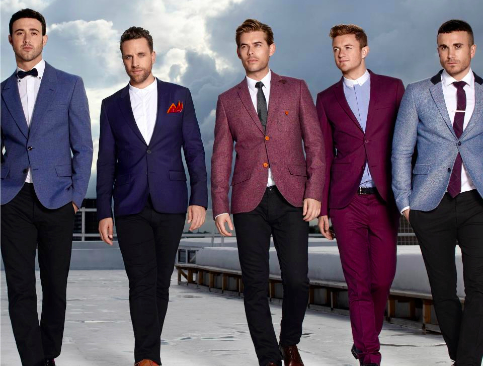 The Overtones The Gentleman 39 S Muses Of Style The Male Stylist