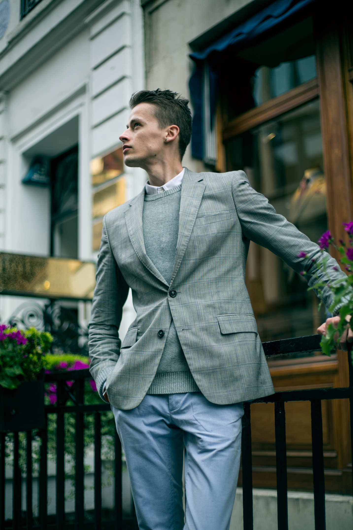 Jacket - Tailor4Less