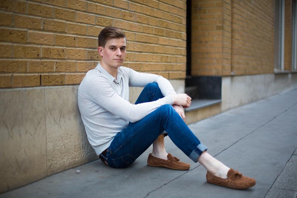 Adam Walker The Male Stylist 33