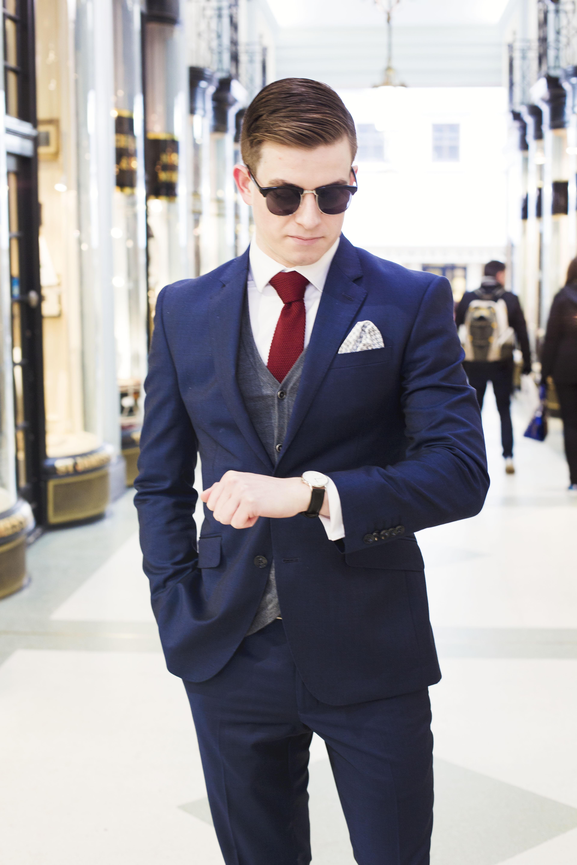 Men's Style - Tailoring Knitwear 3