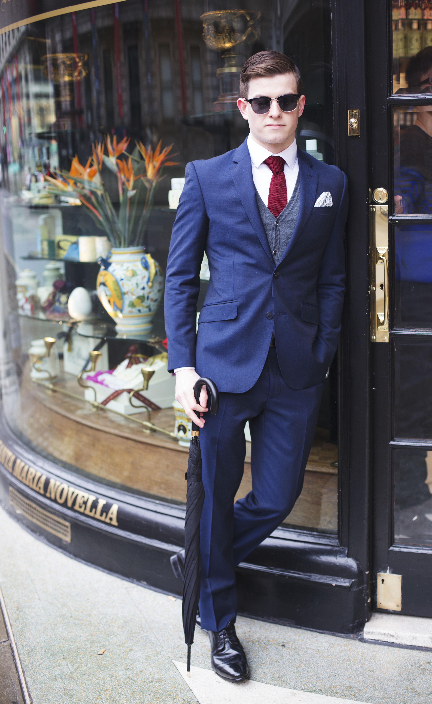 Men's Style - Tailoring Knitwear 2