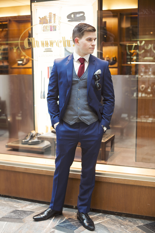 Men's Style - Tailoring Knitwear 8