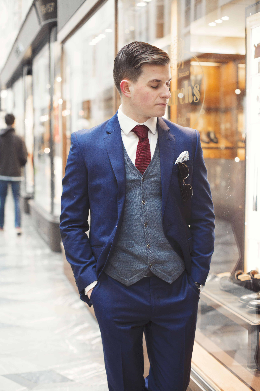 Men's Style - Tailoring Knitwear 7