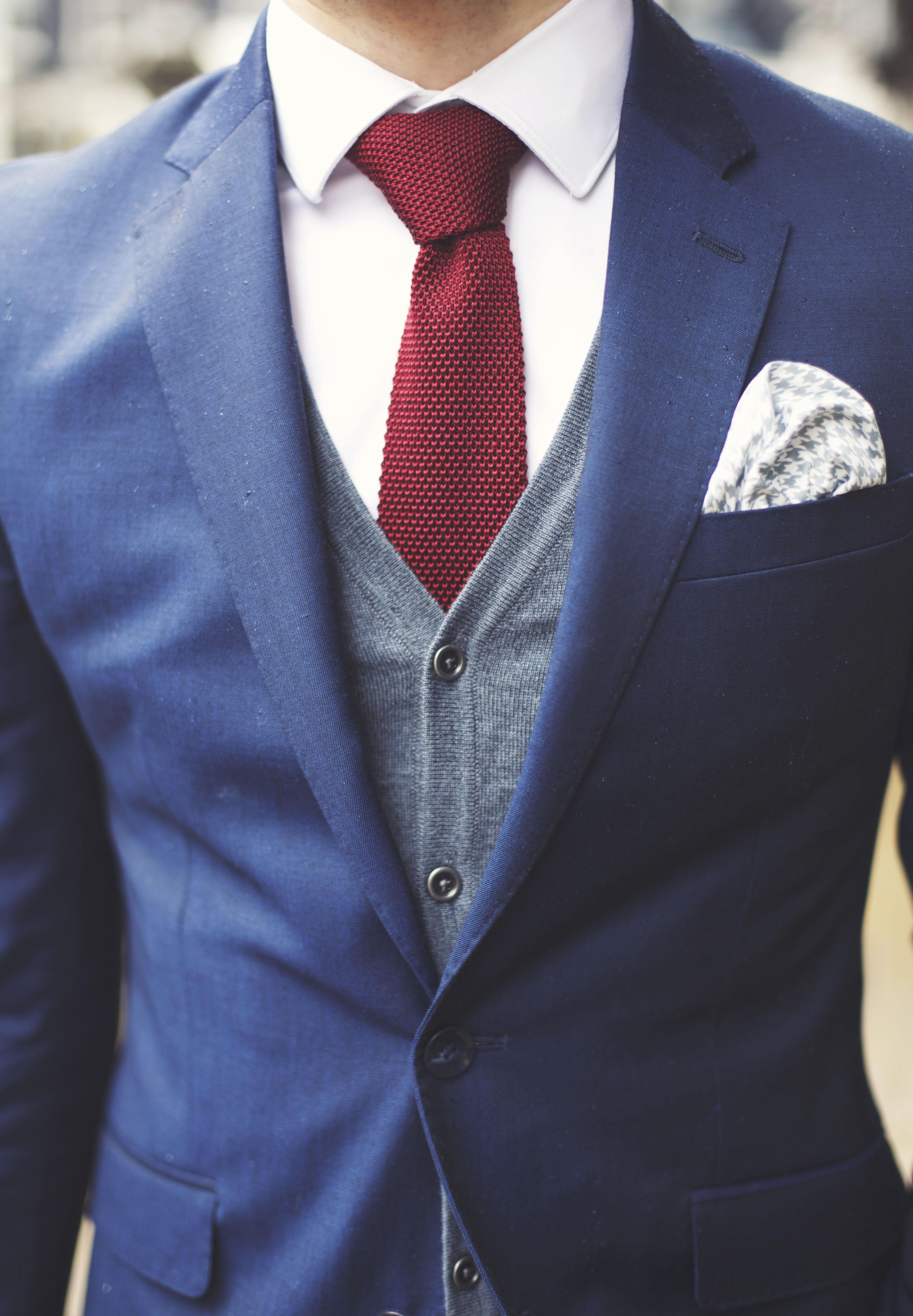 Men's Style - Tailoring Knitwear