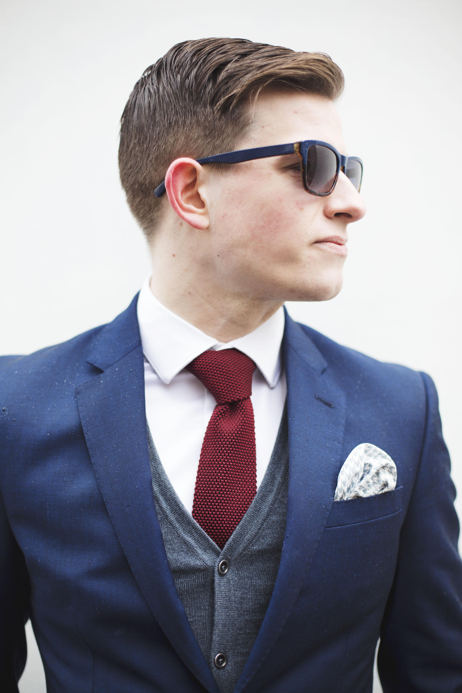Men's Style - Tailoring Knitwear 13