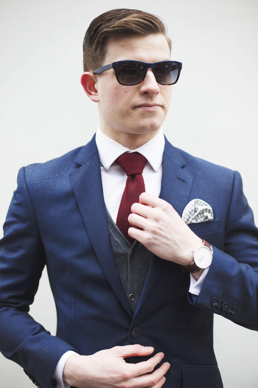 Men's Style - Tailoring Knitwear 9