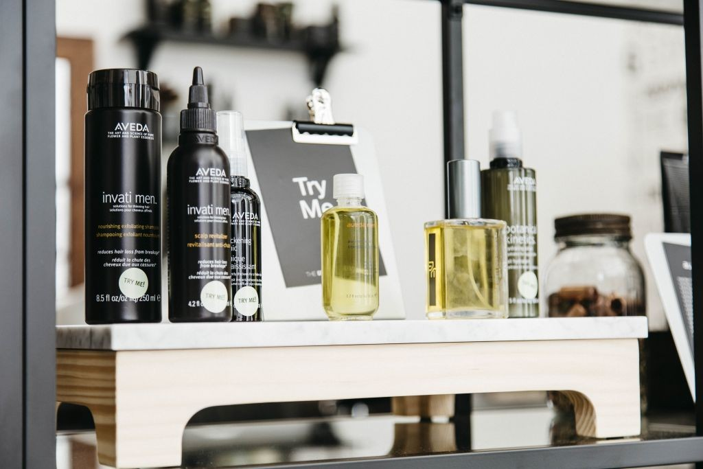 Men's Style: Grooming Products