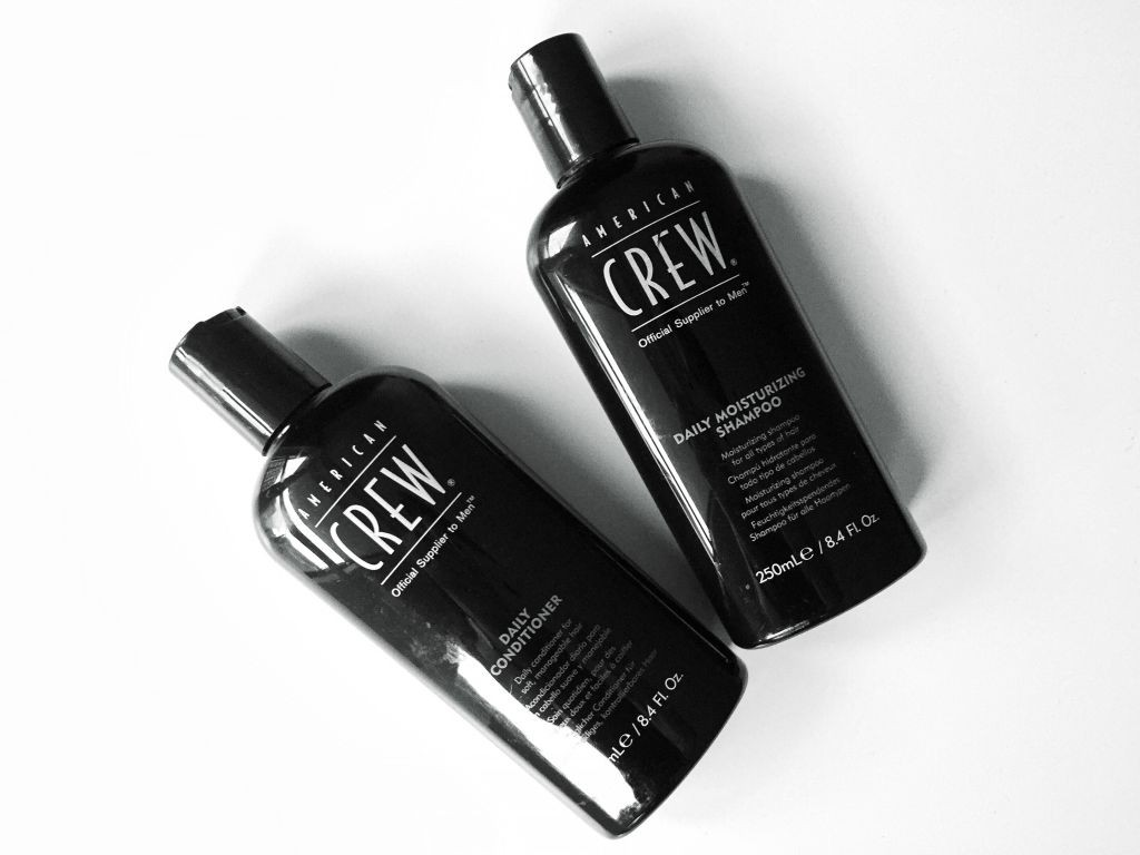 Men's Style: American Crew Grooming Review 2
