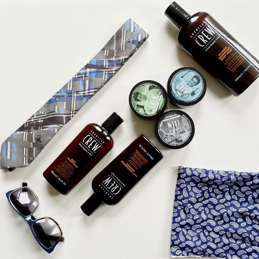 Men's Style: American Crew Grooming Review