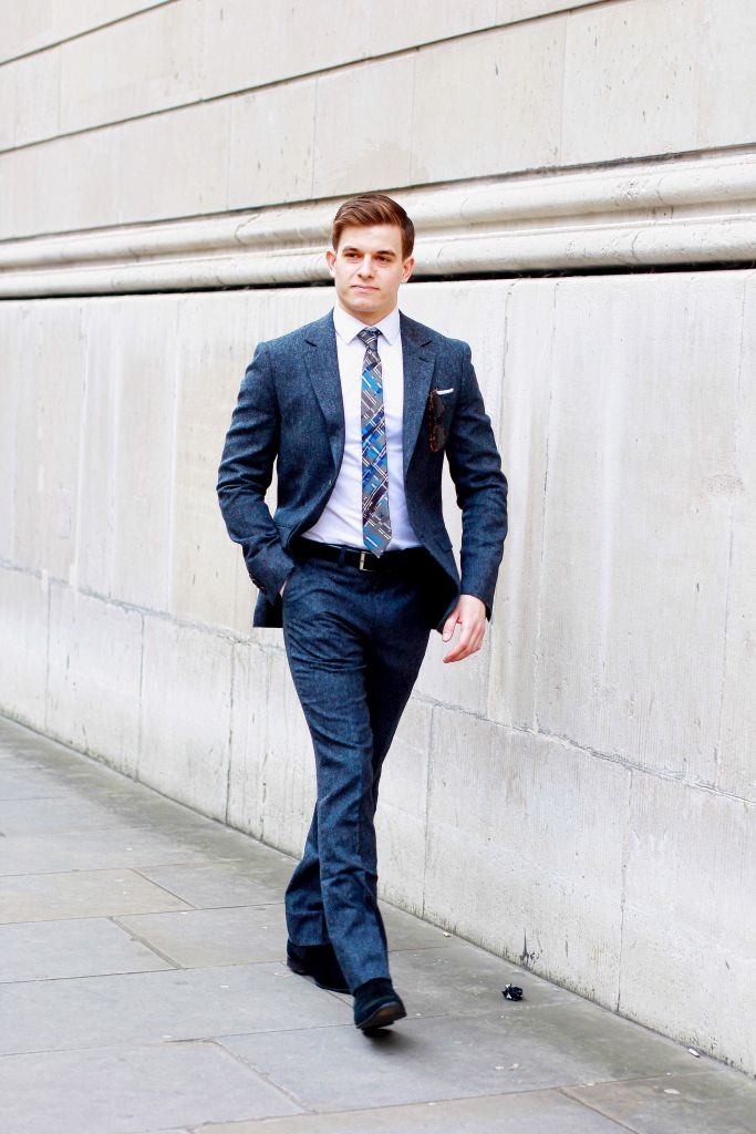 Jack Wills - Bloomsbury Suit Autumn Tailoring 4