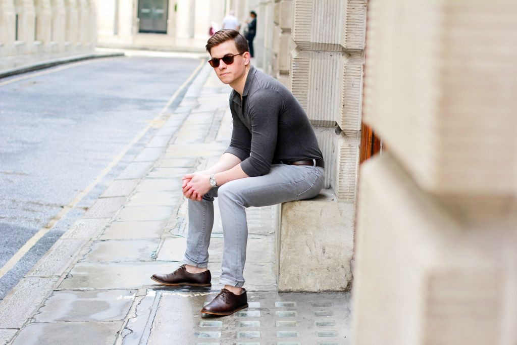 Men's Style: Summer/Autumn Casual Styling
