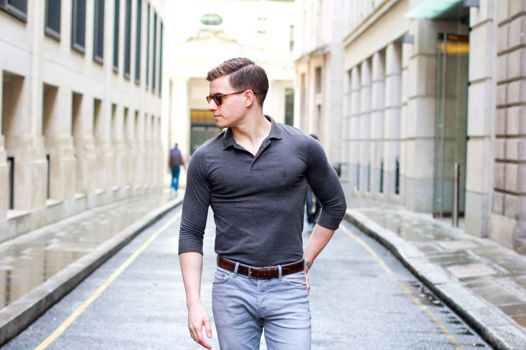 Men's Style: Summer/Autumn Casual Styling 7