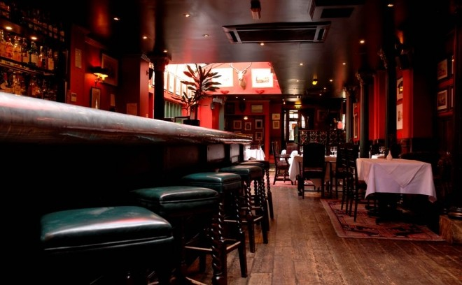 5 London Bars & Restaurants To Impress Friends & Parents 6