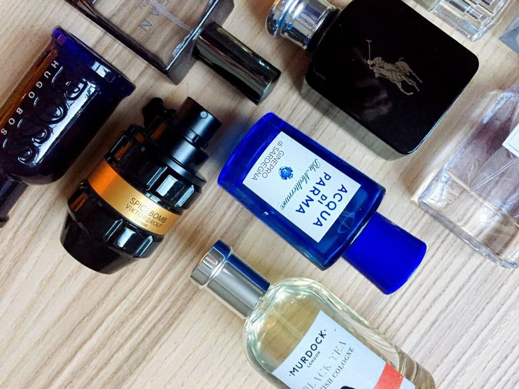 The Male Stylist: Aftershave Guide 2