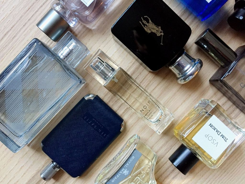 The Male Stylist: Aftershave Guide