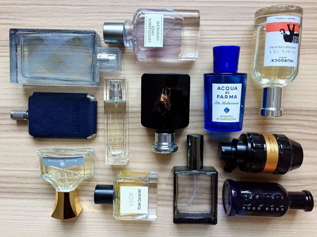 The Male Stylist: Aftershave Guide 5