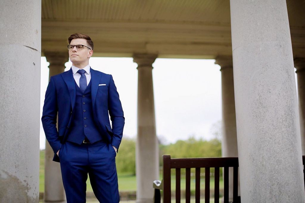 Wedding Suit: Hardy Amies - 2