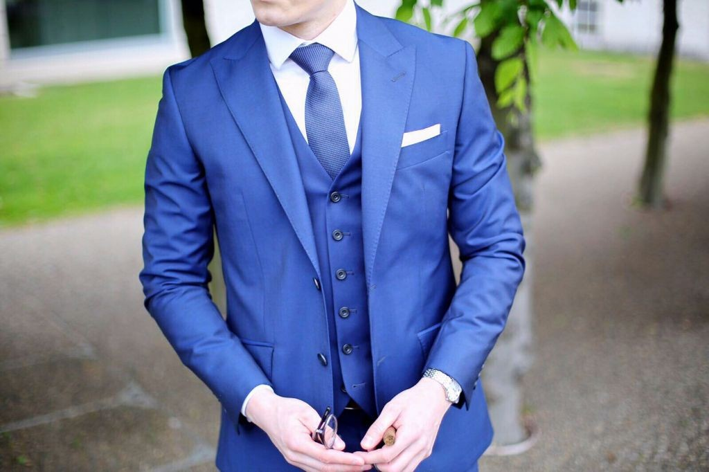 What A Gent's Wearing: Wedding Attire ft. Hardy Amies [AD ...
