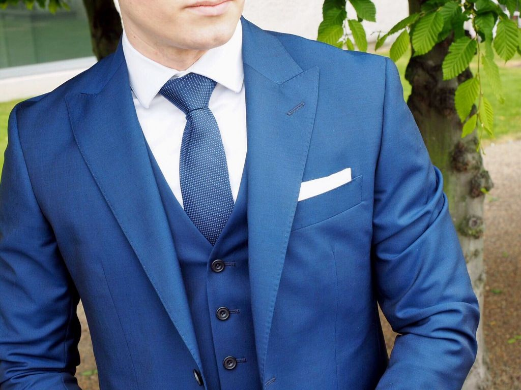 Wedding Suit: Hardy Amies - 8