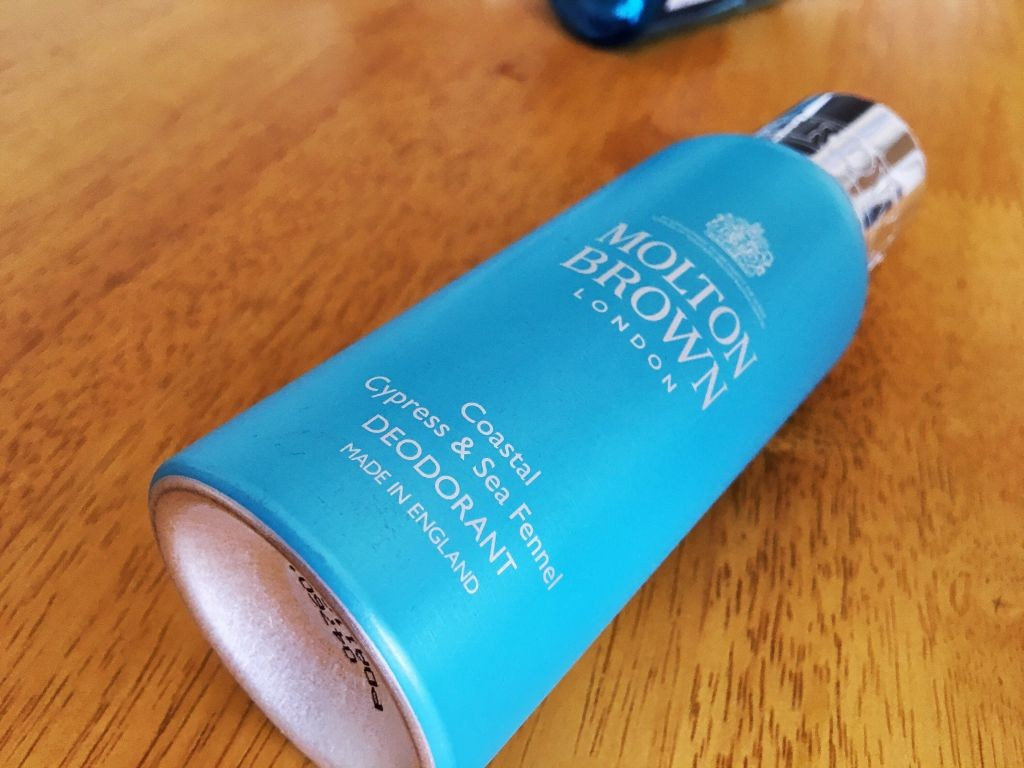 Molton Brown Coastal Cypress & Sea Fennel Review - 3