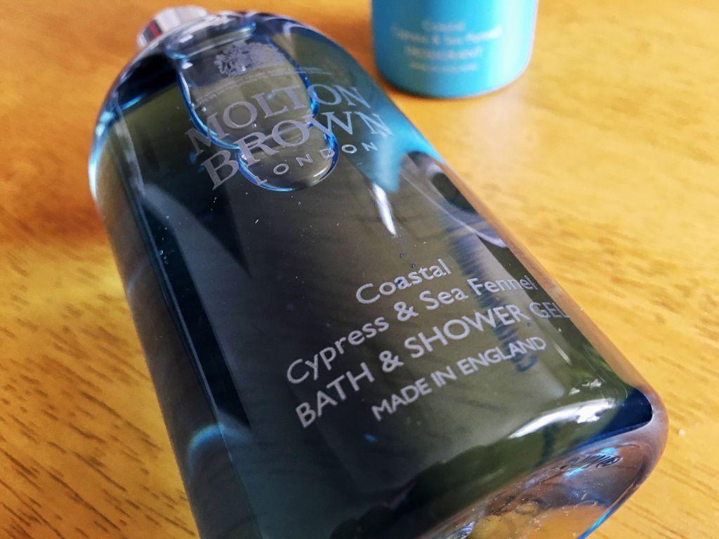 Molton Brown Coastal Cypress & Sea Fennel Review - 2
