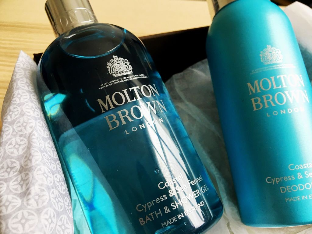 Molton Brown Coastal Cypress & Sea Fennel Review - 5