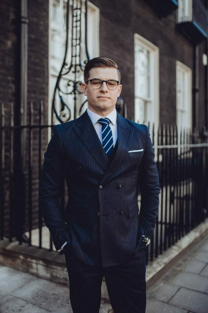 Kingsman Suit - 5