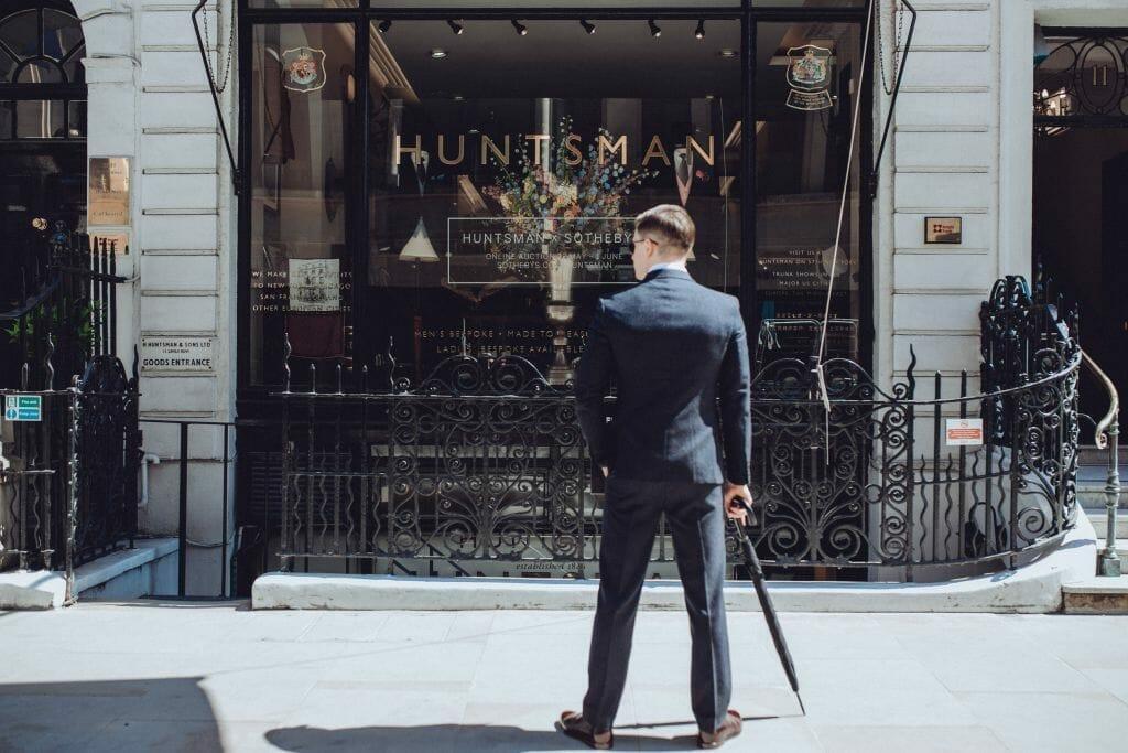 The Kingsman Suit - 1