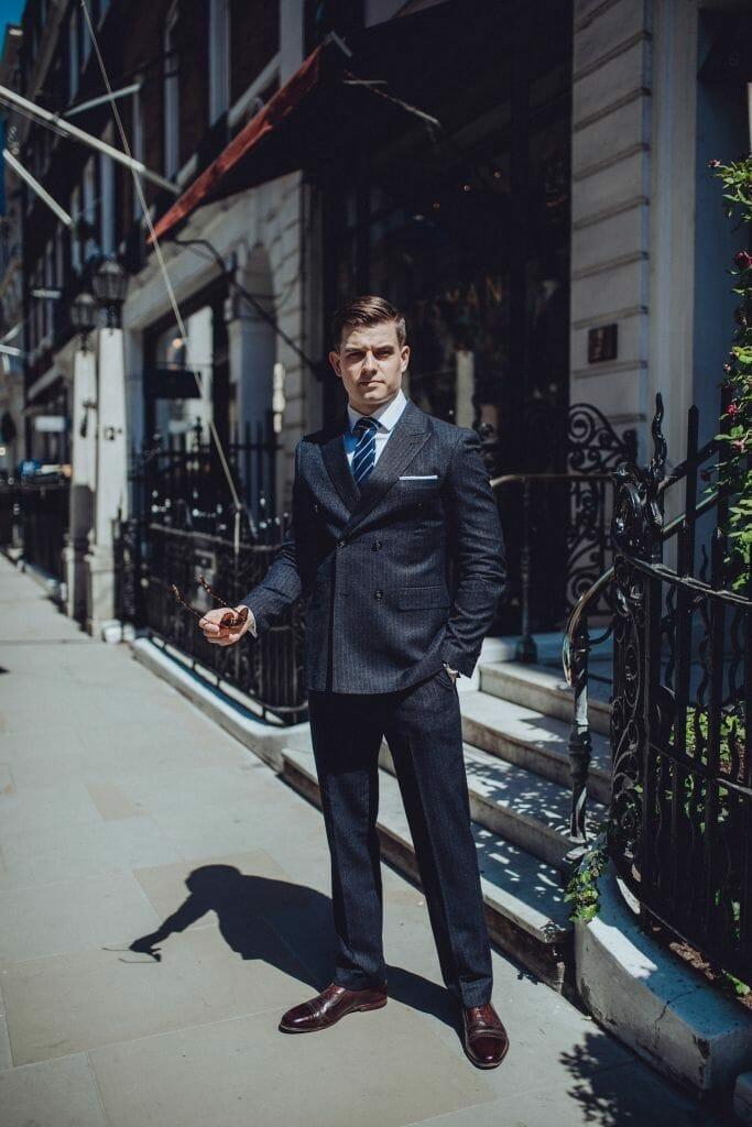 Kingsman Suit - 3